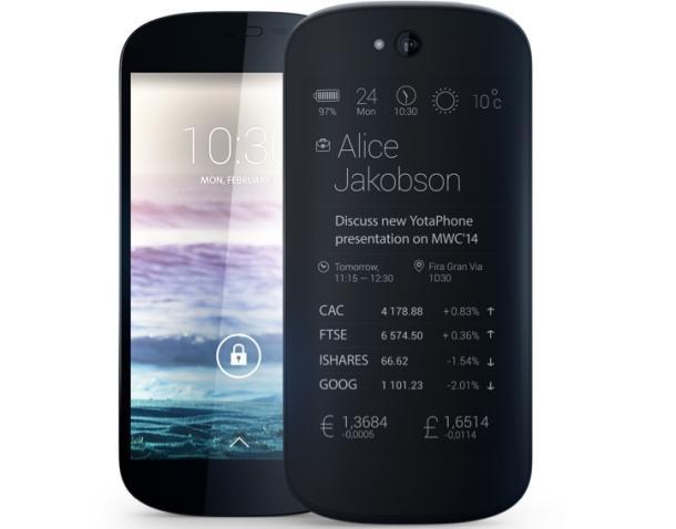 Yotaphone 2 è pronto ad arrivare sul mercato italiano.