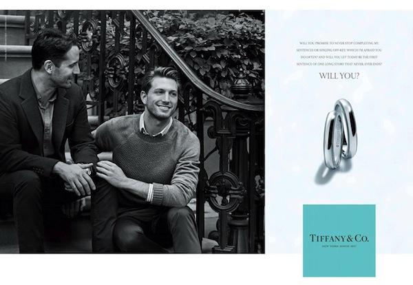Tiffany e la coppia gay: cosa significa essere davvero gay-friendly