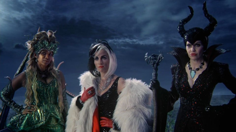 Ritorna Once Upon a Time: recensione episodio 4×12
