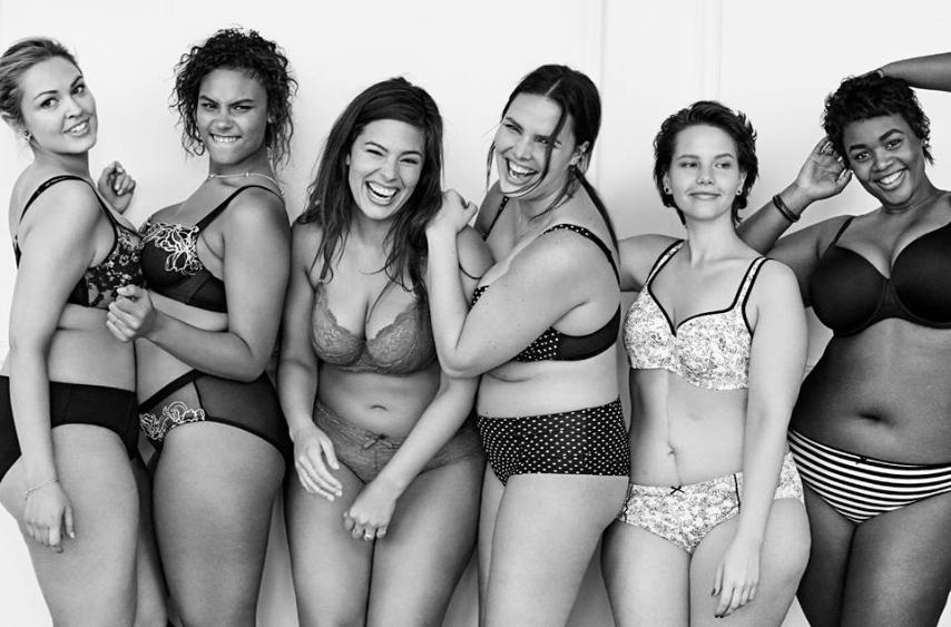 """""""Non sono un angelo"""": le modelle curvy sfidano Victoria's Secret"""
