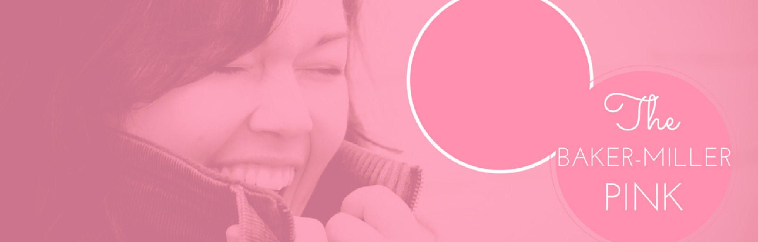 Baker-Miller pink, il rosa dal potere calmante