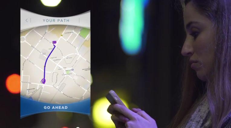 Nasce BackMeApp, l'app che protegge le donne