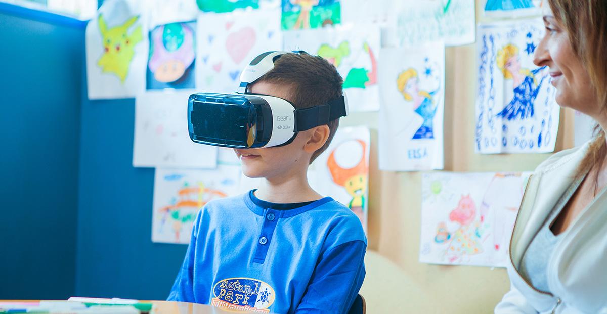 Realtà virtuale per vincere la malattia: nasce eMotion Project