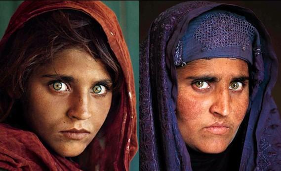 Ritratti dal mondo: Steve McCurry