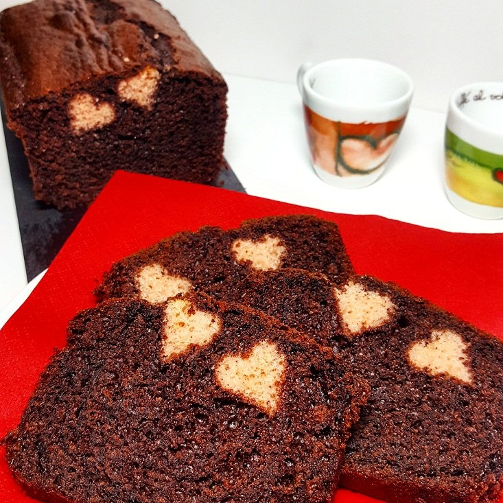 Plumcake dell'Amore