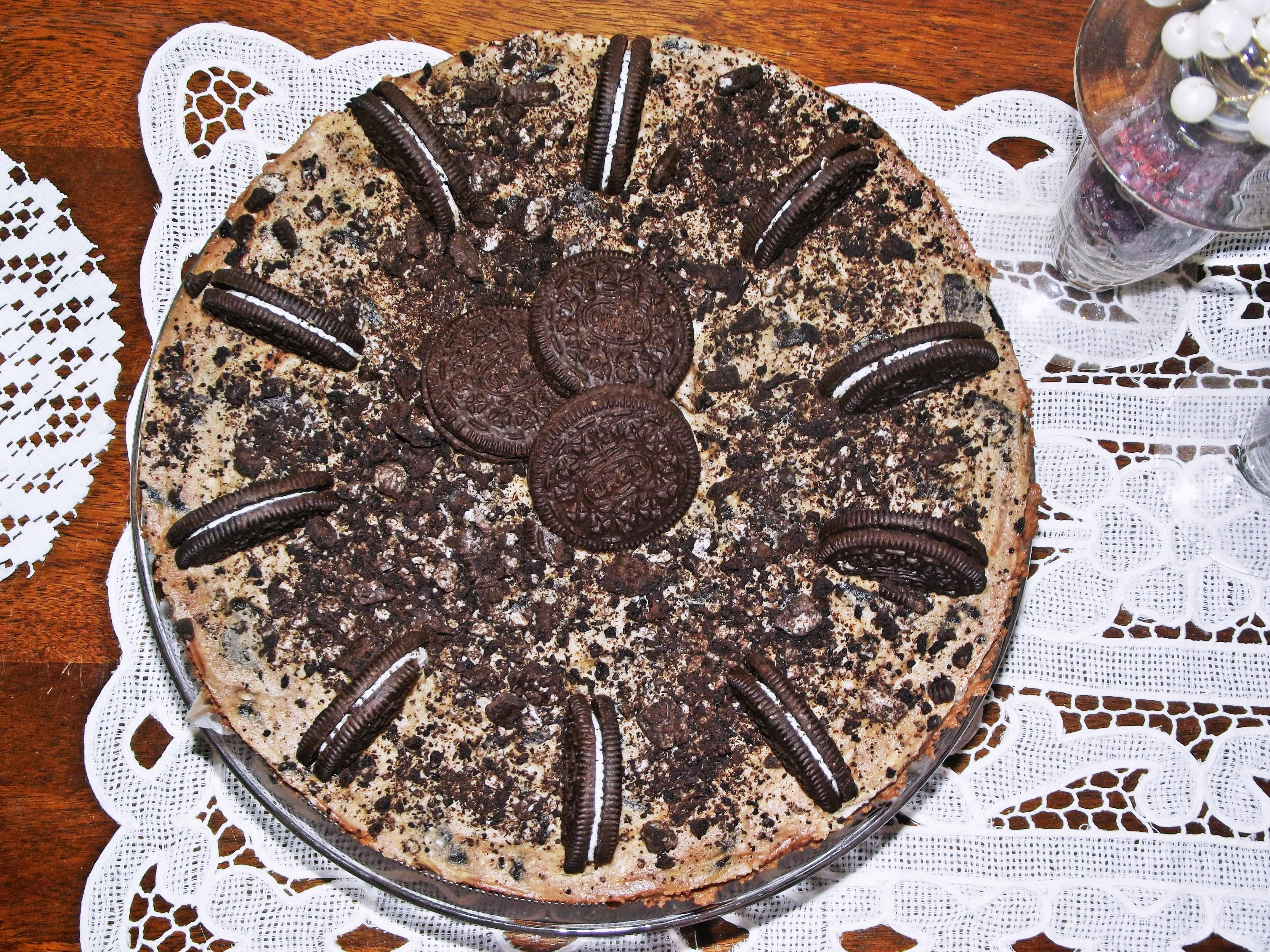 Torta Oreo, la ricetta originale senza cottura