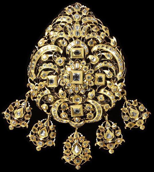 I gioielli. Il quattrocento, il cinquecento e il seicento-parte 2