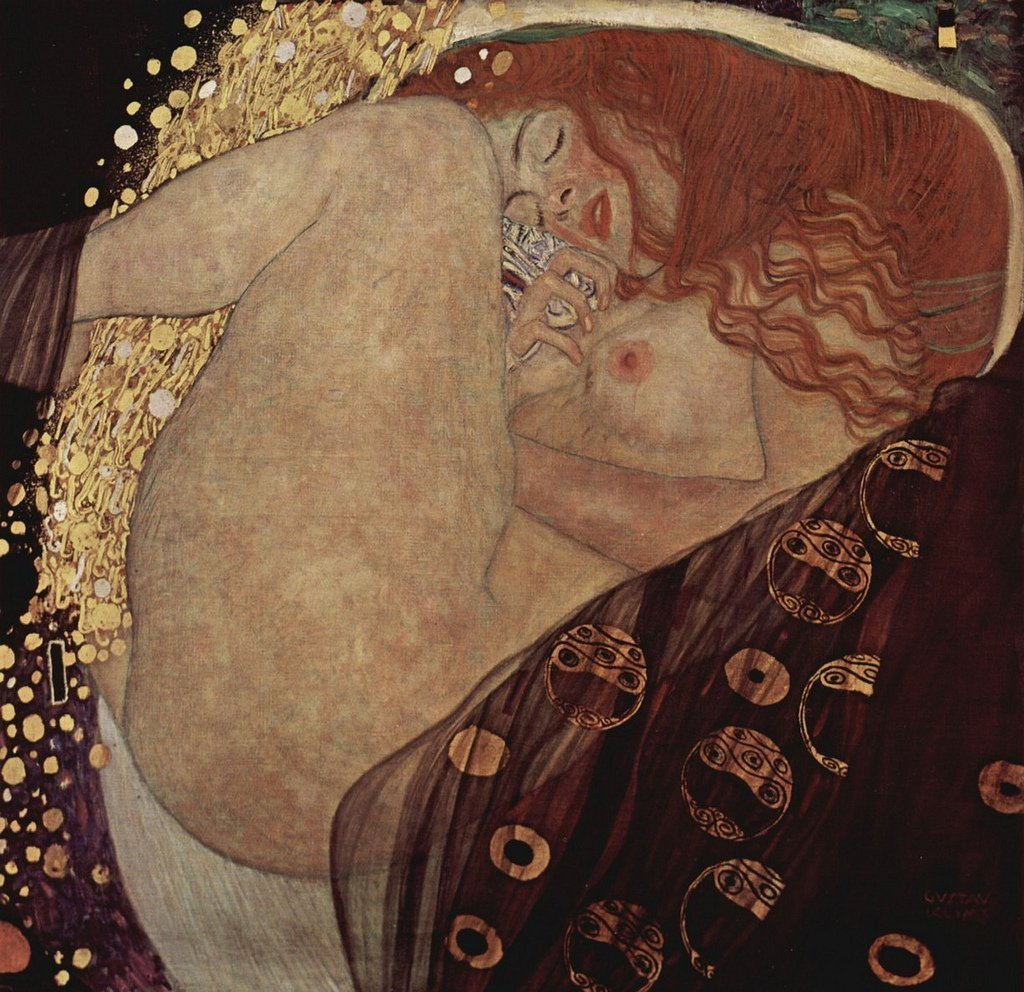 Gustav Klimt: l'eleganza dell'art nouveau