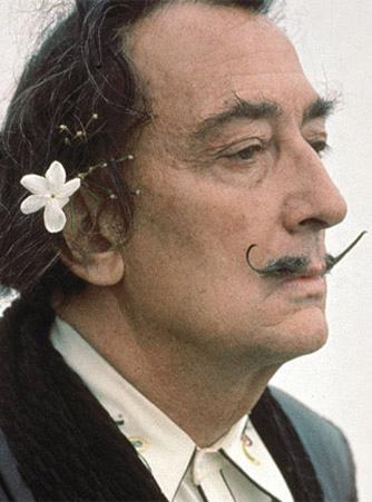 Salvador Dalì, un uomo surreale