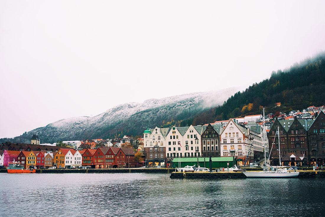 Bergen, la porta dei fiordi norvegesi