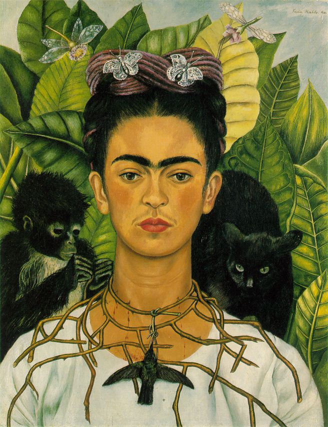 Frida Kahlo: la colonna spezzata