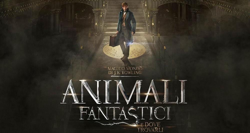 Animali Fantastici e Dove Trovarli – la Magia è tornata!