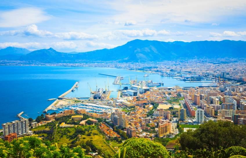 Palermo è la capitale della cultura 2018.