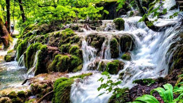 Una gita nella magia: perdersi a Plitvice