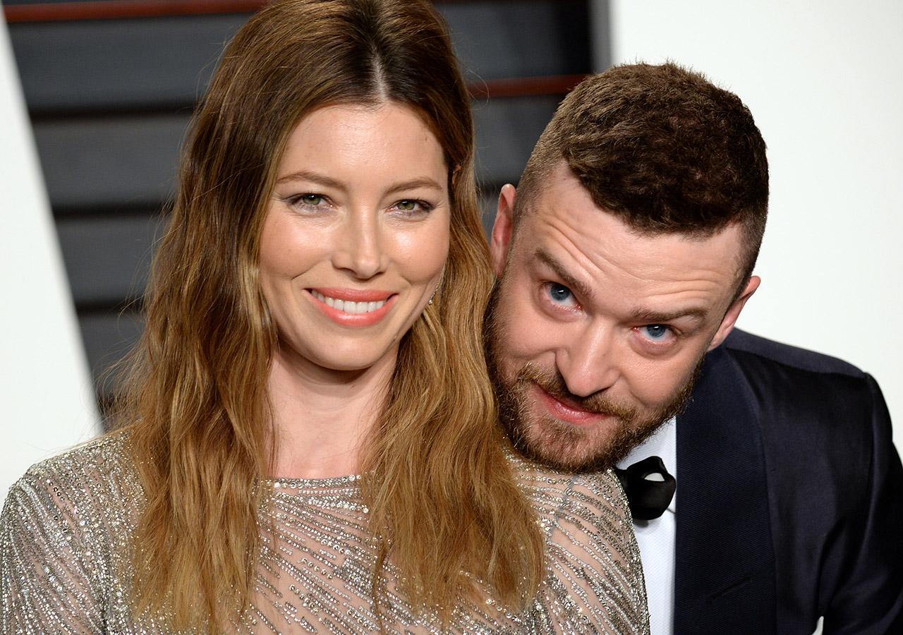 Il romantico post di Justin Timberlake per il compleanno di Jessica Biel.