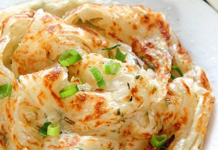 """蔥抓餅: il """"pancake"""" taiwanese"""