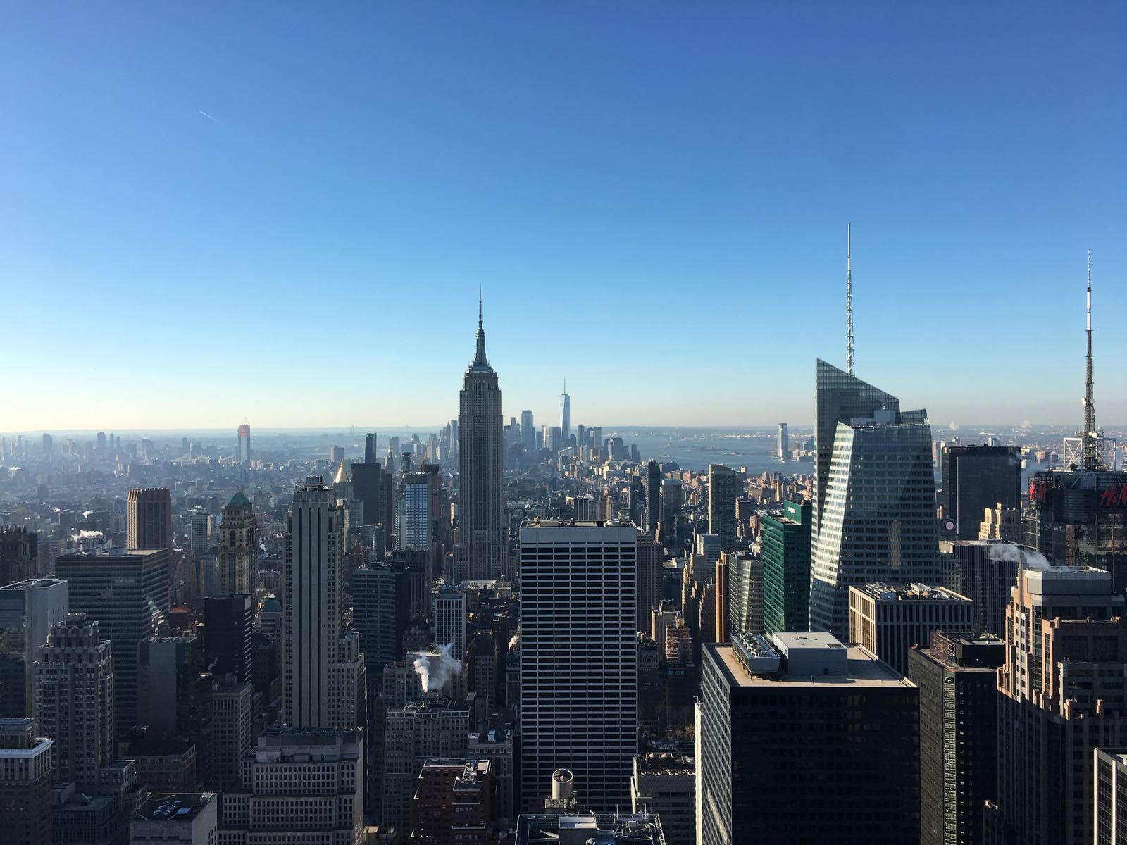 36 ore a New York