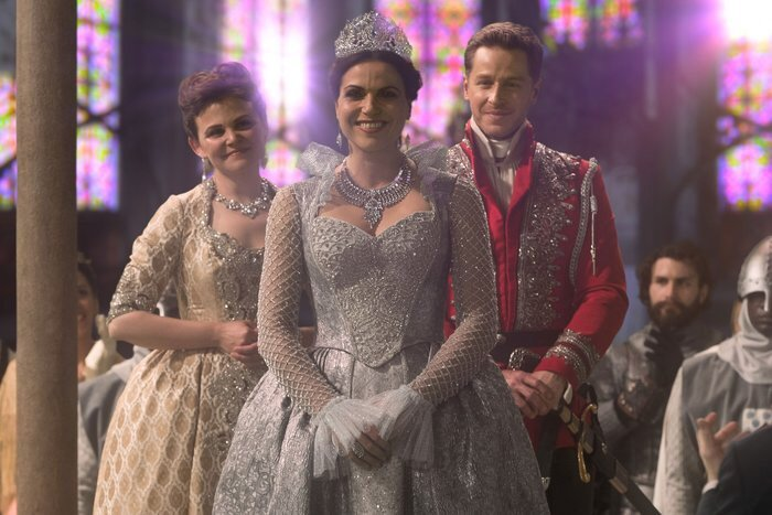 Lettera di addio a Once Upon a Time